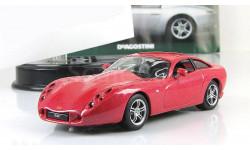 TVR Tuscan T440R 2004 IXO Суперкары 1:43, масштабная модель, Суперкары. Лучшие автомобили мира, журнал от DeAgostini, scale43