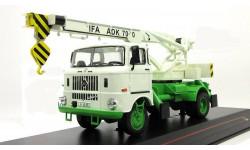 Ифа Ifa W50L Кран Автокран ADK70 1968 IST 1:43 IST192T Выпуск прекращен, масштабная модель, IST Models, scale43