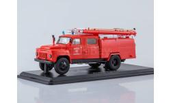 Газ 53 А АЦ-30 (53А) 106А ДПД им. Дзержинского 1975 Пожарный СССР SSM 1:43 SSM1263, масштабная модель, 1/43, Start Scale Models (SSM)