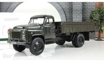 Газ 53 12 темно-зеленый 1983 СССР НАП Наш Автопром 1:43 H260dg, масштабная модель, scale43