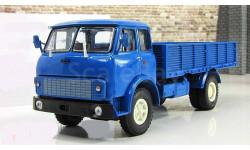 Маз 5335 бортовой Синий 1977 СССР Наш Автопром НАП 1:43, масштабная модель, 1/43