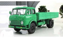 Маз 500 бортовой, светло-зеленый 1962 СССР НАП Наш Автопром 1:43
