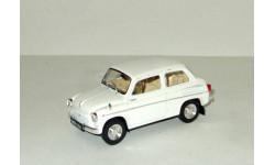 ЗАЗ 965 Э 'Ялта' Запорожец белый 1960 СССР НАП Наш Автопром 1:43 P1041, масштабная модель, 1/43