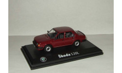 Skoda (Шкода) 120L Abrex 1:43, масштабная модель, 1/43, Škoda