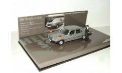 Мерседес Mercedes Benz 116 Schmidt Minichamps 1 43