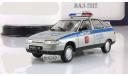 Ваз 2112 Жигули Lada ДПС (Дорожно-патрульная служба) Милиция IXO IST Автомобиль на службе 1:43, масштабная модель, Автомобиль на службе, журнал от Deagostini, scale43