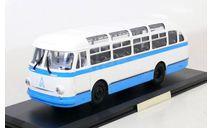 Автобус Лаз 695 Е 1961 синий / белый СССР ClassicBus 1:43 Ранний, масштабная модель, scale43