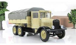 Я Яаз ЯГ 10 Д (Я 10 НАТИ) грузовой 1933 Ultra 1:43 UM43-A7