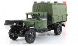 Газ АА (Полуторка) 1932 - 1950 гг. зеленый IXO IST Автолегенды СССР 1:43