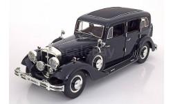 лимузин Хорьх Horch 851 1935 Черный Ricko 1:18