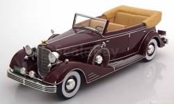 Кадиллак Cadillac Fleetwood Allweather Phaeton 1933 Neo 1:24 24020, масштабная модель, 1/24, Neo Scale Models