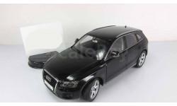 Ауди Audi Q5 2008 Черный Kyosho 1:18 09241BK, масштабная модель, 1/18