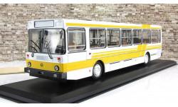 Автобус Лиаз 5256 1989 СССР ClassicBus 1:43, масштабная модель, scale43