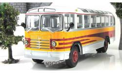ЗИЛ (Лиаз) 158 А Экскурсионный автобус СССР Советский автобус 1:43 6900078220000