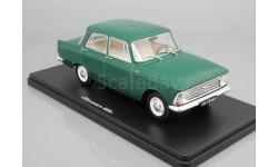Москвич 408 АЗЛК 1964 СССР Легендарные советские автомобили Hachette IXO 1:24, масштабная модель, scale24