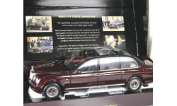 Бентли BENTLEY STATE LIMOUSINE 'QUEENS CAR' 2002 Minichamps 1 18 100139700