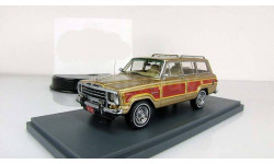 Джип Jeep Grand Wagoneer 1979 Gold 4x4 Neo 1:43 NEO43525