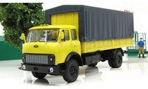 Маз 53352 (1977-90), желтый СССР НАП Наш Автопром 1:43 H297, масштабная модель, scale43