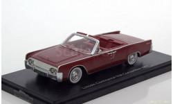 Линкольн Lincoln Continental 53A Convertible 1961 Neo 1:43 47050, масштабная модель, Neo Scale Models, scale43
