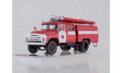 Зил 130 АЦ 40 (130) Пожарный г. Тарту 1970 (ограниченная серия 360 шт.) СССР SSM 1:43 SSML009, масштабная модель, 1/43, Start Scale Models (SSM)