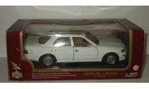 лимузин Лексус Lexus LS400 1989 Road Signature 1:18, масштабная модель, scale18