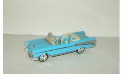 Шевроле Chevrolet BelAir 1957 Кабриолет Matchbox Dinky 1:43, масштабная модель, 1/43