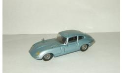 Ягуар Jaguar E Type 2+2 Голубой Corgi 1:43