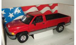 Додж Dodge 2500 SLT 4x4 1995 Pick-up Ertl 1:18, масштабная модель, 1/18, ERTL (Auto World)