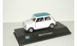 Мини Mini Cooper 1965 Cararama Hongwell 1:43 Ранний Открываются двери, масштабная модель, Bauer/Cararama/Hongwell, scale43