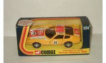 Феррари Ferrari Daytona Corgi 1:36 в коробке, масштабная модель, scale35