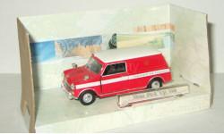 Мини Mini Van Фургон 1969 Hongwell Cararama 1:43 Открываются двери БЕСПЛАТНАЯ доставка, масштабная модель, Bauer/Cararama/Hongwell, scale43