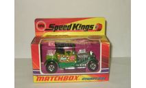 Форд Ford T K-50 Street Rod Hot T MATCHBOX Speed Kings 1:43, масштабная модель, 1/43