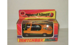 T K-31 Bertone Runabout MATCHBOX Speed Kings 1:43