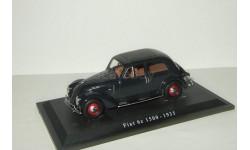 Фиат Fiat 6С 1500 1935 Черный IXO Altaya 1:43 БЕСПЛАТНАЯ доставка, масштабная модель, 1/43