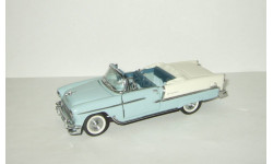 Chevrolet Bel Air Cabriolet 1955 Franklin Mint 1:43 Ранний Открываются двери БЕСПЛАТНАЯ доставка