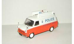 Форд Ford Transit MK1 Городская полиция Великобритании 1966 IXO Altaya Полицейские Машины Мира 1:43, масштабная модель, Полицейские машины мира, Deagostini, scale43