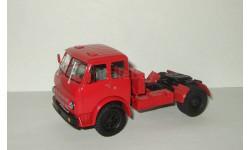 Маз 504 А красный тягач 1970 СССР НАП Наш Автопром 1:43 H761R, масштабная модель, scale43