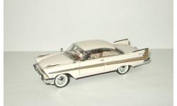 Плимут Plymouth Fury 1957 Franklin Mint 1:43 Ранний Все открывается БЕСПЛАТНАЯ доставка, масштабная модель, scale43