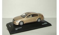 Лексус Lexus GS450 H 2006 Золотистый J-Collection 1:43 JC38004HB, масштабная модель, 1/43