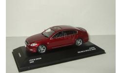 Лексус Lexus GS430 2006 Вишневый J-Collection 1:43 JC38008RD, масштабная модель, 1/43