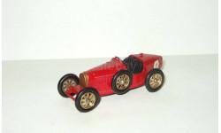 Бугатти Bugatti Type 35 1926 Matchbox Models of Yesteryear 1:50 Made in England 1980-е Раритет, масштабная модель, scale50