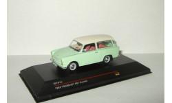 Трабант Trabant 601 Kombi 1965 IST 1:43 IST015 Выпуск прекращен, масштабная модель, IST Models, scale43
