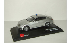 Инфинити Infiniti G37 Sedan 2007 Honolulu Police J-Collection 1:43 JC116, масштабная модель, 1/43