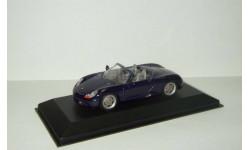 Порше Porsche Boxster 2002 Minichamps 1:43 Ранний, масштабная модель, scale43