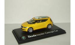 Skoda (Шкода) Joyster Concept Car Abrex 1:43, масштабная модель, 1/43