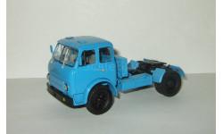 Маз 504 А синий Тягач 1970 СССР НАП Наш Автопром 1:43 H761B, масштабная модель, 1/43