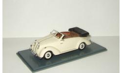 Адлер Adler 2.5L Convertible 1937 Neo 1:43 NEO45935, масштабная модель, 1/43, Neo Scale Models