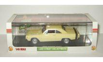 Додж Dodge Dart GTS 1968 Highway 61 1:43 43007, масштабная модель, 1/43