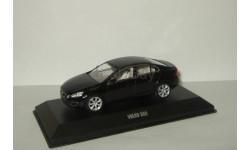 Вольво Volvo S60 II Черный Motorart 1:43, масштабная модель, 1/43