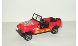 Джип Jeep CJ-7 Renegade 4x4 1993 Bburago 1:43 Made in Italy БЕСПЛАТНАЯ доставка, масштабная модель, scale43